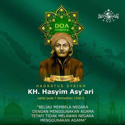 Peran Hadratussyaikh KH. M. Hasyim Asy'ari dalam Pendirian NKRI