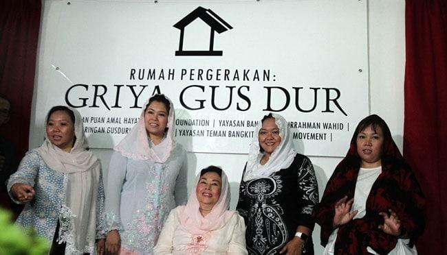Putri Gus Dur Minta Jokowi Serius Lawan Korupsi