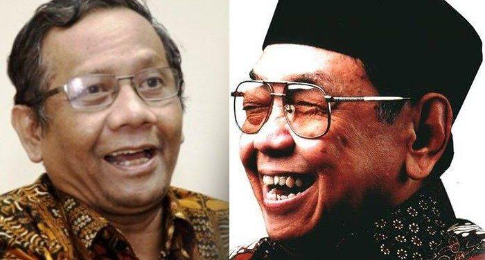 Machfud MD, Penjaga Gus Dur di Politik