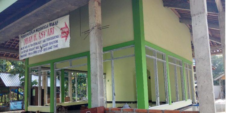 makam kiai Asy'ari Jombang