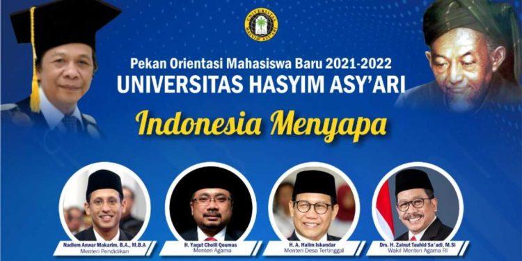 Tokoh Kaliber Nasional dalam Posmaru Unhasy 2021